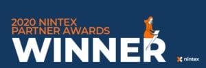 Std Nintex Partner Award Winner Image v2-Synergi recognised with 2020 Nintex Partner Award for Business Transformation