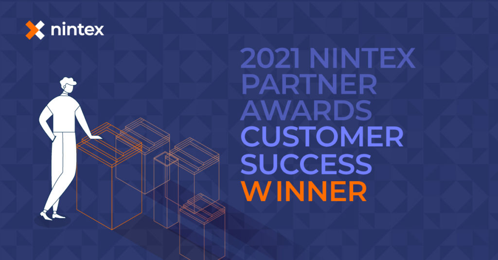 Customer Success-Synergi Wins 2021 Nintex Partner Award for Customer Success